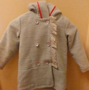 Billieblush tweed coat